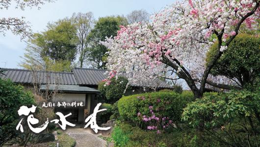 庭園と季節の料理 花水木